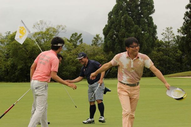 第7回 愛知県実業団対抗ゴルフ選手権 18