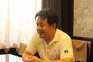 第7回 愛知県実業団対抗ゴルフ選手権  匠 金子 和弘 選手(新英金属㈱)1