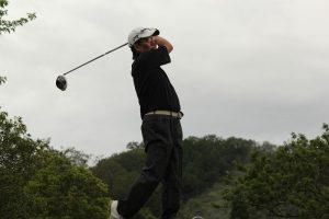 第7回 愛知県実業団対抗ゴルフ選手権  匠 上野 保利 選手(三井物産プラスチック㈱)1