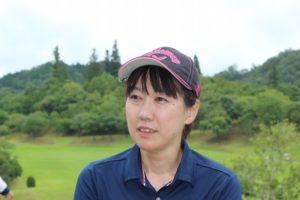 山口綾子選手