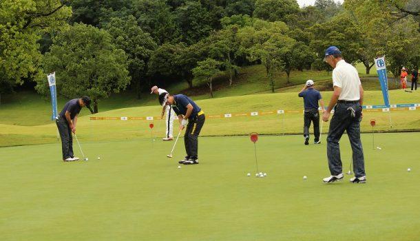 第7回 愛知県実業団対抗ゴルフ選手権  レポート1
