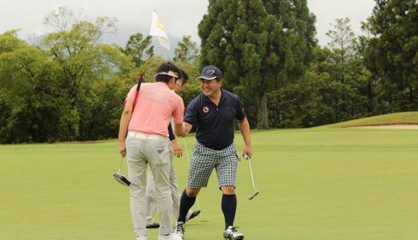 第7回 愛知県実業団対抗ゴルフ選手権  レポート7