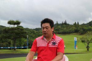 林芳昭選手